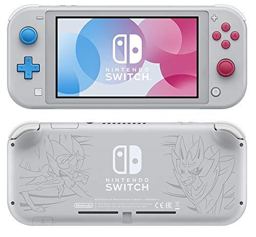 Nintendo Switch Lite本体 ザシアン・ザマゼンタの商品画像