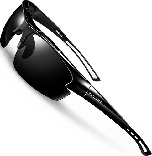 Siplion Men'S Polarized Sunglasses