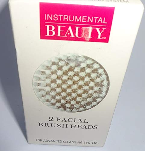 Instrumental Pack - Instrumental Beauty Advanced Cleansing Brush Refills, 2 Count