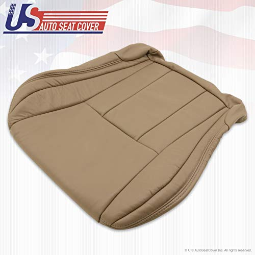 Driver Bottom Leather Seat Cover Tan for 1996 to 2002 Toyota 4Runner Limited