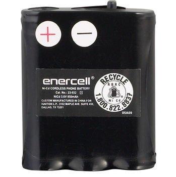 RadioShack/Enercell 3.6V/850mAh Ni-Cd Battery for Panasonic P-P511A (23-932)