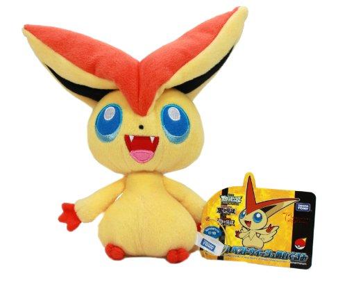 (Takara Tomy Pokemon Black & White Best Wishes Plush Toy - 7
