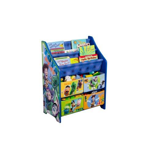 competitive price 832e4 32592 Disney Pixar Toy Story Book and Toy Organizer: Amazon.co.uk ...