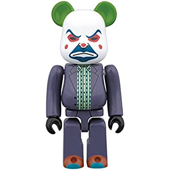 85eef217efa6 Medicom The Dark Knight  The Joker Bank Robber Version 400% Bearbrick  Action Figure