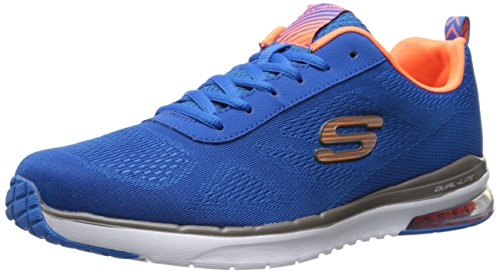 ryor Homme Baskets Skechers infinity Basses Air Bleu FqSISwY