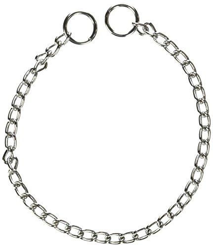 Aspen Pets Medium Weight Chain Dog Collar - Size: 18
