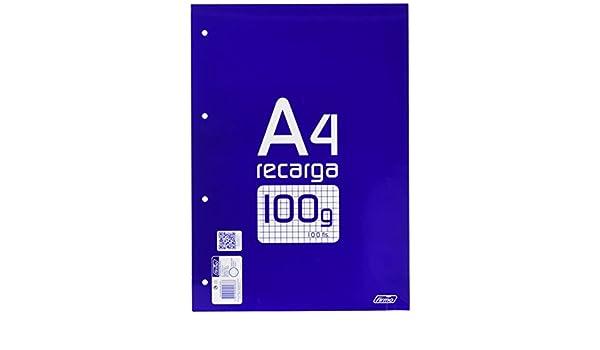 Recambios 100G 100 hojas perforadas 100 g Firmo 17261