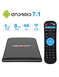 A95 x King Smart Mini PC Android 6.0 TV Box Quad Core CPU 2 GB RAM 8 GB ROM 4 K2 K Soporte de Smart Media Player, Wi Fi, Bluetooth DLNA Miracast