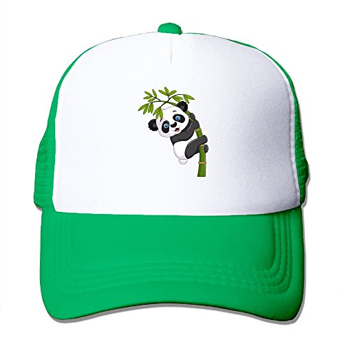 fan products of Antonia Surrey Funny Panda Bear Love Basketball Baseball Cap Stretch Fit Cap Vintage Hat Baseball Cap Classic Unisex Baseball Cap Clean Up Adjustable Hat KellyGreen