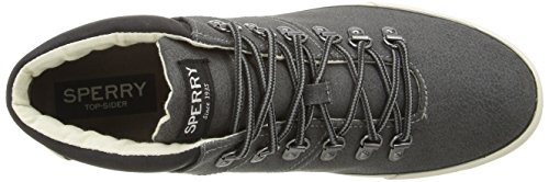 Sperry Top-Sider Mens Striper Alpine Fashion Sneaker Grey