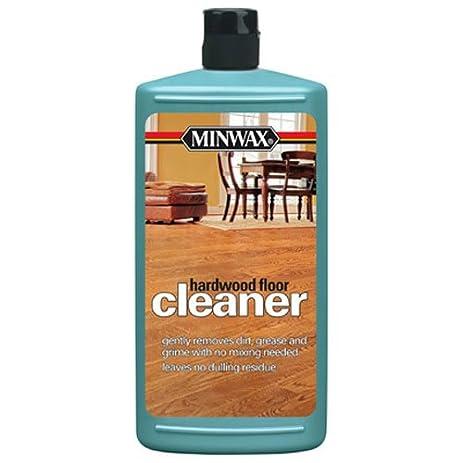 Amazoncom Minwax 621270004 Hardwood Floor Cleaner 32 ounce