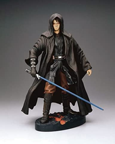 Amazoncom Star Wars Anakin Skywalker Episode 3 Vinyl Model Kit