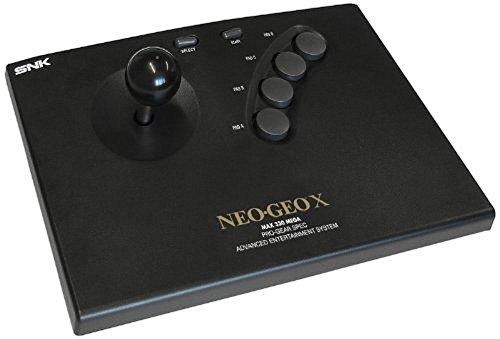 Neogeo x Arcade Stick