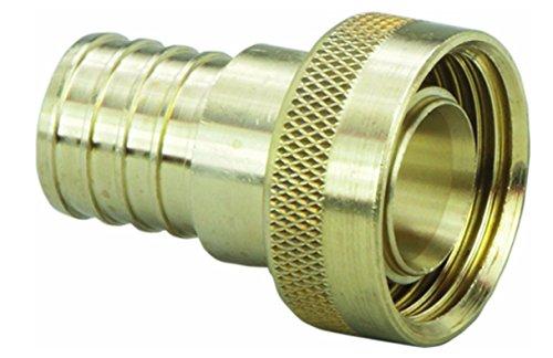 VIEGA 46414 Pureflow Zero Lead Brass Pex Crimp Supply Ada...