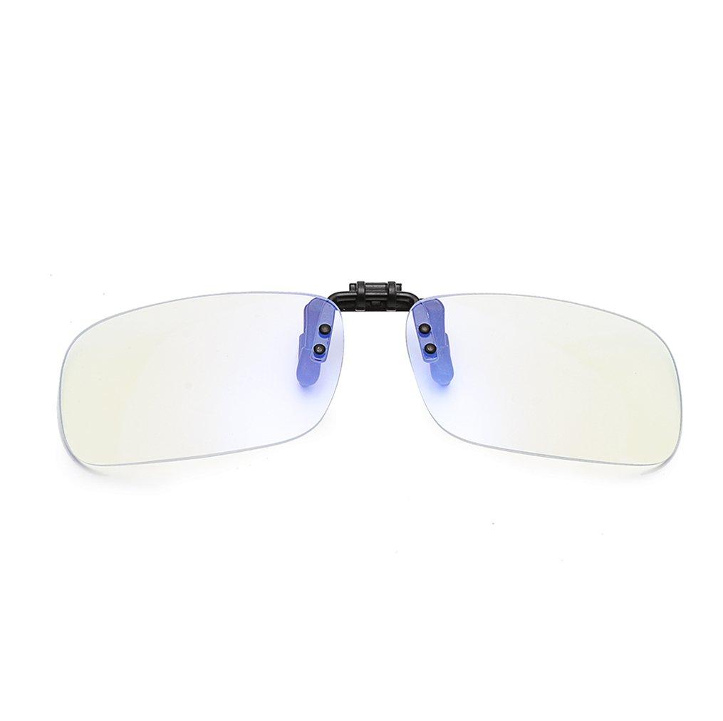 r/éduction anti-/éblouissement Lunettes pour jeux vid/éo DAUCO pour confort visuel TV PC et Gaming Filtre anti lumi/ère bleue et les UV. anti-scintillement d/écran