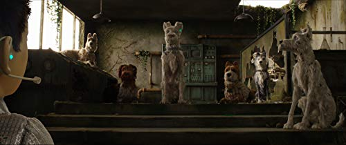 Isle of Dogs - Isla de perros (Non USA Format)