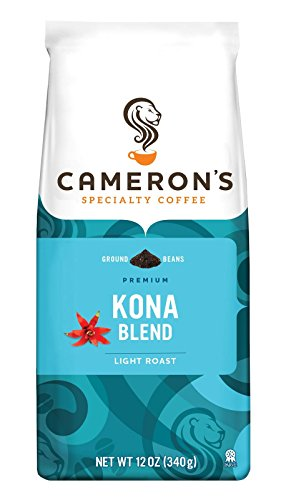 Cameron's Coffee Kona Blend, 12 Ounce Bag