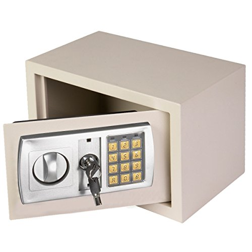 12 5 new electronic digital lock keypad safe box cash jewelry gun safe buy online in uae. Black Bedroom Furniture Sets. Home Design Ideas