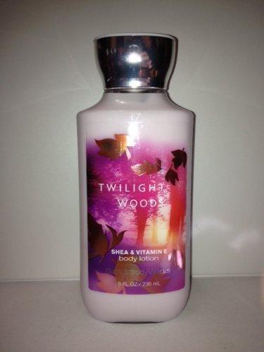 Bain œuvres Twilight Woods 8,0 oz Body Lotion pour le corps de bain & Body Works