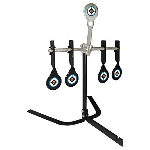 Do-All Outdoors Auto Reset Pro-Style Steel Target, Rated for .22 Caliber by Do-All Outdoors (Image #2)