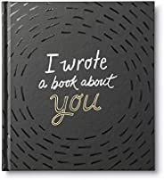 I Wrote a Book About You — A fun, fill-in-the-blank book.