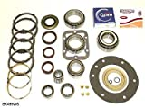 Ford ZF S6-650 6 Speed Transmission Bearing Kit with Synchronizer Rings BK486WS