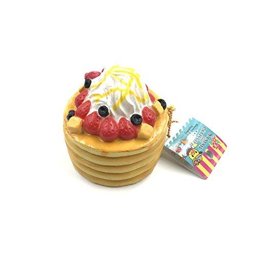 Sammy Pancake Squishy Mango Super Squishy Mascot Original Pankage -