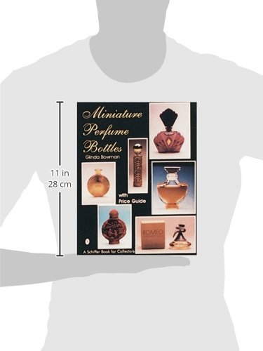 Miniature Perfume Bottles (Schiffer Book for Collectors (Paperback))
