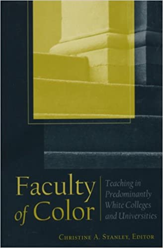 Faculty of Color book cover