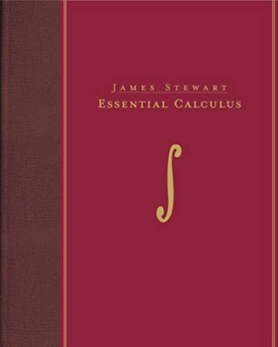student solutions manual for stewart s essential calculus james rh amazon com essential calculus solution manual pdf essential calculus 1st edition solution manual pdf