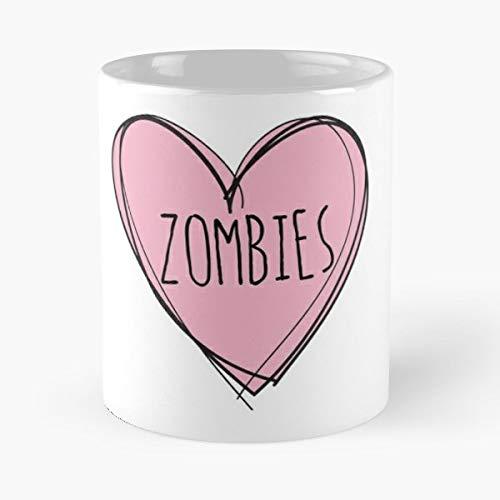 Zombie Zomby Zombi Zombies C Best Selling 11 Oz Coffee Mugs