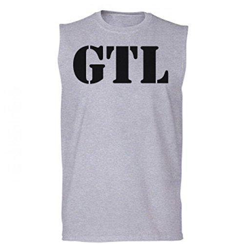 Gym Tan Laundry: Unisex Basic Gildan Sleeveless T-Shirt (Jersey Shore Outfits)