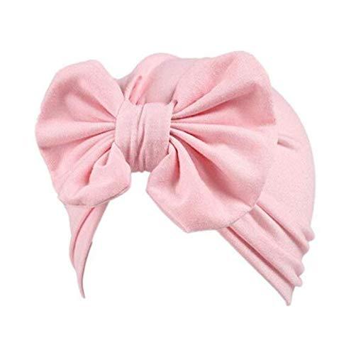 MTSZZF Enfants B?b? Filles Papillon Boho Chapeau Bonnet ?charpe Turban T?te Bonnet D'enveloppement, B?b? Chapeaux
