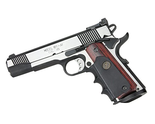 Pachmayr Grips For Colt 1911 and Copies (with Deluxe Pacwood)