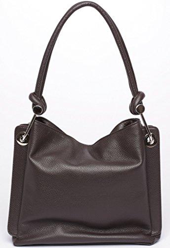 Marrone Borsa One manufaktur Osthoff Donna Tracolla Handtaschen A Size Josephine 4q0Txagn0