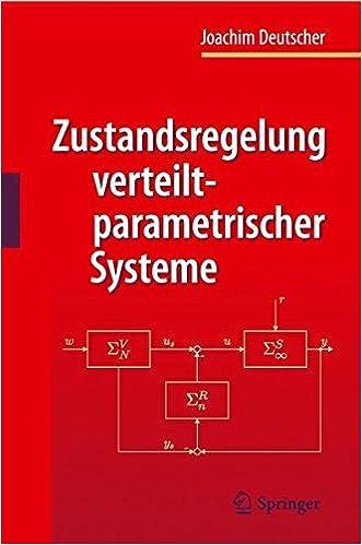 Téléchargement de livres électroniques Zustandsregelung verteilt-parametrischer Systeme (German Edition) in French