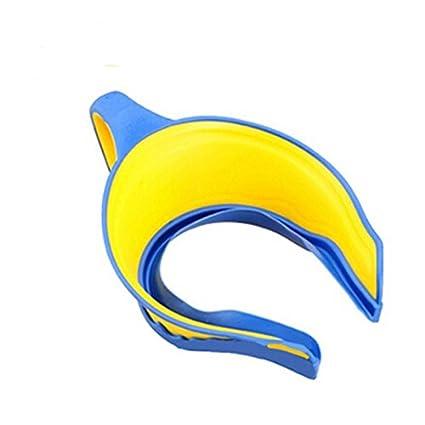 9f220da1 Inovey Ajustable Bebé Gorro De Ducha Proteger Champú Niños Baño Visera  Sombrero De Lavado De Pelo. Haz clic para ...