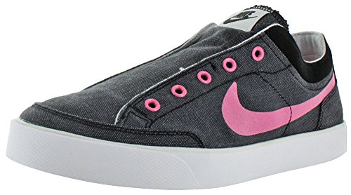 Nike Girls Canvas Sneakers Shoes Black