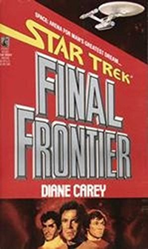 book cover of The Final Frontier