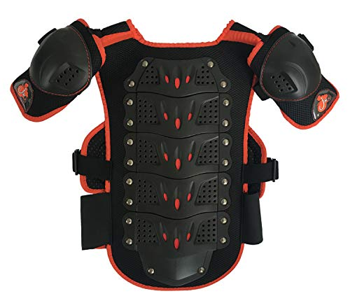 Toach Children's Pulley Armor Safety Armour Anti-Fall Knee Guard Elbows by Toach (Image #7)