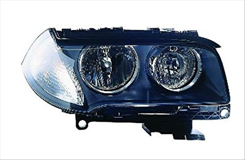 Partslink BM2503144 OE Replacement Headlight Assembly BMW X3 2007-2010 Multiple Manufacturers