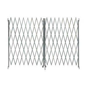 Industrial-Grade-2XZG7-Steel-Folding-Gate-Opening-10-12Ft