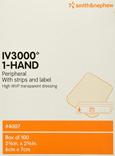 Iv 3000 Transparent Dressing - 3