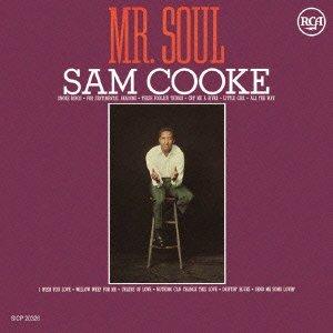 Image result for sam cooke mr.soul vinyl art