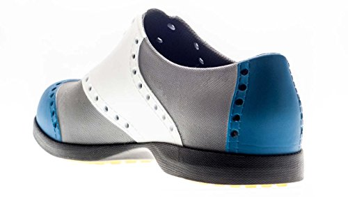Biion Wingtips Oxford and Golf Slip On blue dX8Lv3Ank