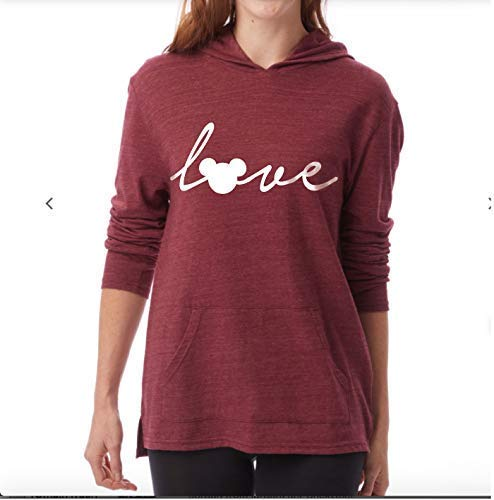 Love Disney Hoodie. Love Disney Inspired Shirt. Best Quality Hoodie in The Market. Disney Inspired Top. Unisex Fit Hoodie. Premium Quality Alternative Apparel. Disney Trip Shirt. Free Shipping.