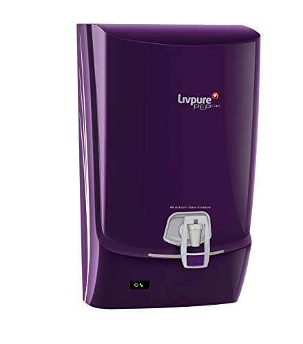Livpure PEP Star RO+UV+UF Water Purifier