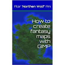 How to create fantasy maps with GIMP