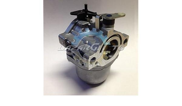Carburador Nikki para motores briggs & stratton Intek 13, 5 HP ...