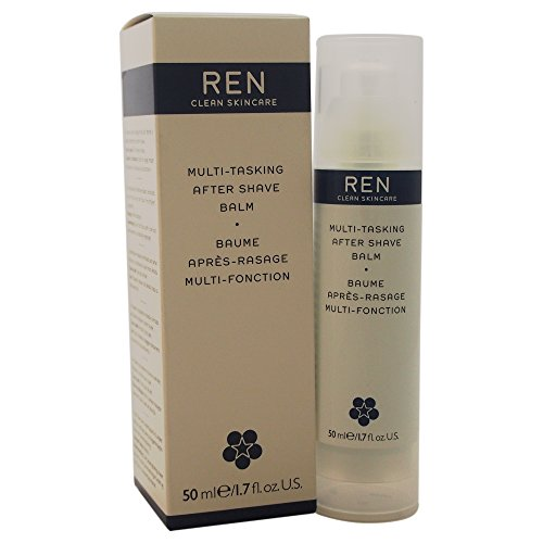 REN Multi-Tasking After Shave Balm, 1.7 Ounce